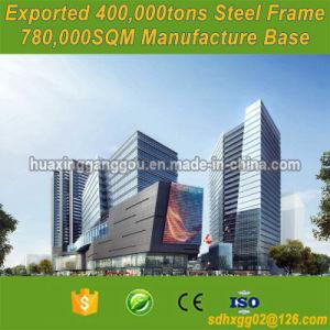 プレハブの溶接のマルチ床30X100の金属の建物