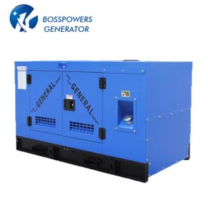 WeifangリカルドSingle Phase Soundproof 55kVA Diesel Generator