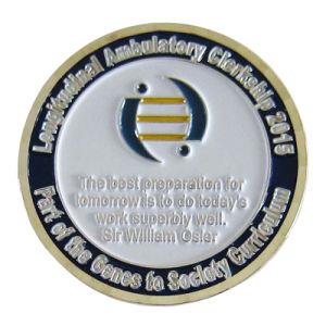 Form-schwarzes Decklack-kundenspezifisches Metallfertigkeit-preiswertes Eisen-Gedenkmünze (178)