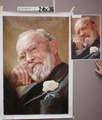 Het Afdruiprek van Portraitssin van BaOil (kft-XS)