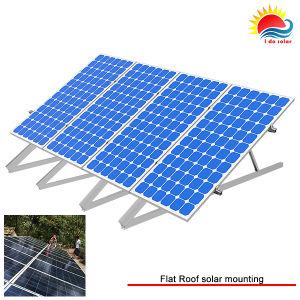 Алюминиевый монтажный кронштейн солнечной энергии на массу