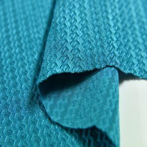 Secar e aplicar Elastano Poliéster Dobby Camisola de malha
