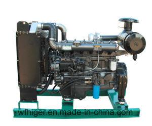 Uso del motore diesel per l'organizzazione del macchinario con potere da 50kw-110kw