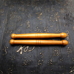 Pied/leg/Retour/Point de déclenchement du bras de la Thérapie Physique Massage Stick en bois