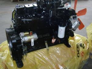 114kw de Dieselmotor 6BTA5.9-c van de Bouw van de Waterkoeling Cummins
