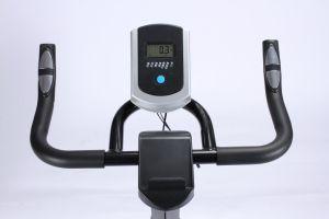 Bicicleta fija bicicleta fija Indoor Cardio Fitness Instructor de ciclo de pulso de corazón W/Pantalla LED de gimnasio en casa de entrenamiento de ciclismo