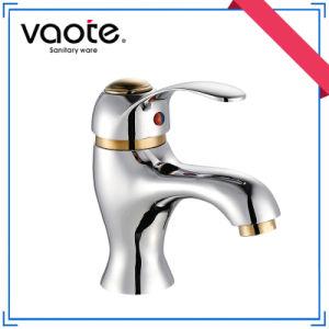 Chrome de robinet de lavabo plaqué (BM50303)