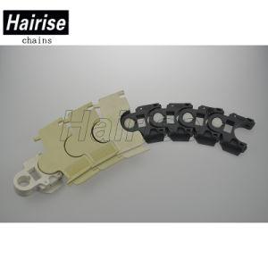 Le convoyeur en plastique Hairise Har-PT250 utilisé dans le lait de l'industrie de la chaîne