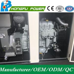 88kw/110kVA 80kw/100kVA Groupe électrogène diesel de puissance Deutz avec Stamford alternateur