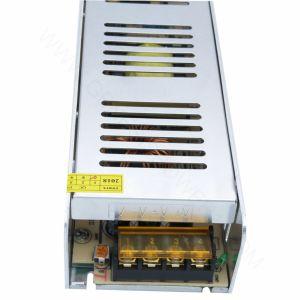 200W 24V modo de conmutación de CCTV Slim AC DC TRANSFORMADOR LED LED de Alimentación para banda de Ligt Advertisting Junta, el modo de switch de salida única fuente de alimentación Adaptador DC
