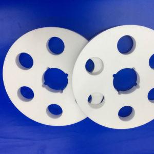 反高い腐食の耐久性Al2O3のアルミナ陶磁器ディスク弁