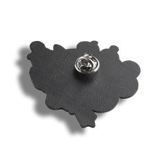 Recuerdo insignia de solapa la Insignia de metal personalizados para regalos