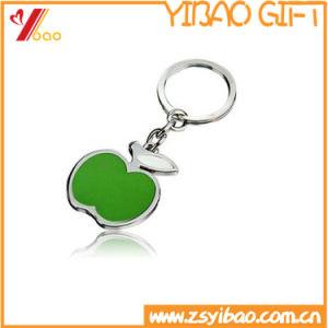 로고 Laser (YB-ty-61)를 가진 승진 주문 금속 Keychains