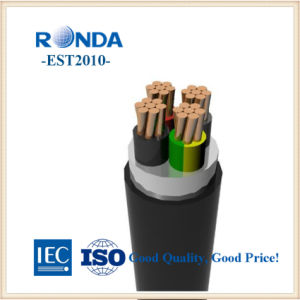 Nyy-j pvc 2.5 SQMM 0.6/1kV Power Cable