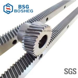 CNC 기계 높은 정밀도 M1.5 고주파 냉각 선반을%s 기어 선반 그리고 피니언