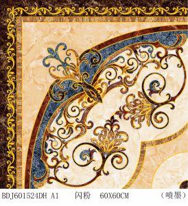 Tegel van het Tapijt van het Bouwmateriaal de In het groot Antieke met 1200*1800mm