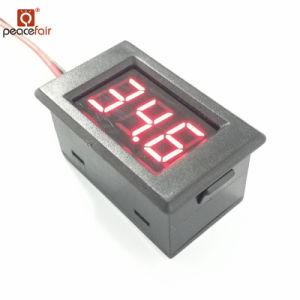 3.50-35 Peacefair DC.0V 0,36 pouce numérique DEL Compteur de tension du panneau