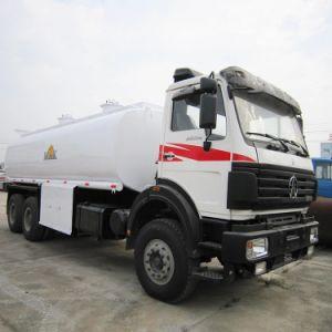 真新しいBeiben 6X4 LHD 20m3 22cbm 22m3 25m3の燃料タンクのトラック、オイル配達カート