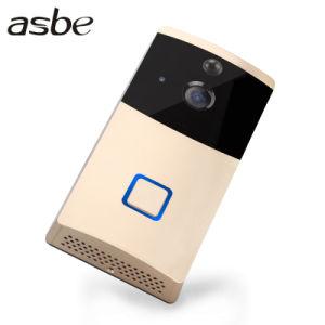 HD 720p batería Inalámbrico Timbre inteligente cámara