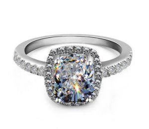 Bijoux fantaisie Bagues de Mariage anneau plaqué or Bijoux