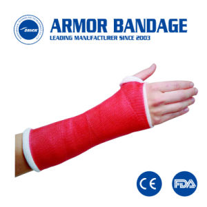 De been Gebroken Gietende Band van de Breuk van de Glasvezel van de Doordringbaarheid van de Lucht van het Verband van de Band van de Bevestiging Gietende Goede Orthopedische