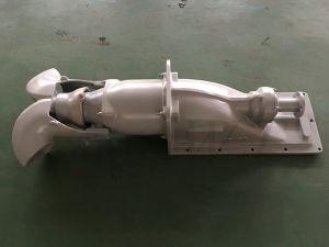 Waterjet 펌프 Jt132 추진력 펌프