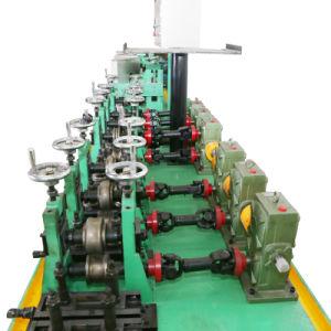 De Pijp die van het Roestvrij staal van de Lopende band van de Pijp van de Molen van de buis Machine maken