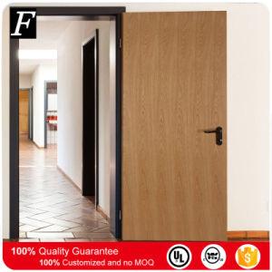 Деревянная дверь с рейтингом пожара Сертификация UL