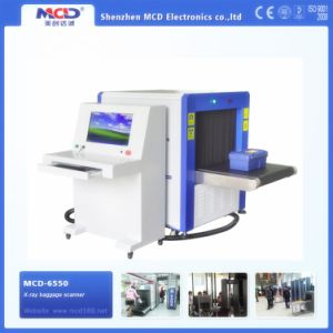 Sala de raios X Nova Sala scanner Scanner-6550 MCD