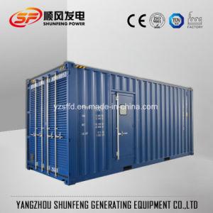 Geluiddichte Diesel van de Macht van 1500kw Mitsubishi Electric Generator met Stille Container