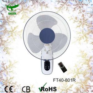 Материал АБС 16 электрического вентилятора на стену с маркировкой CE