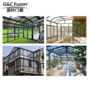 Het Aluminium Sunrooms van Lowes van het Ontwerp van de manier in Foshan