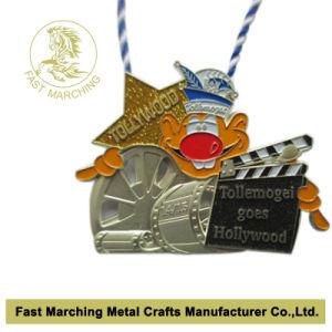 賞の記念する謝肉祭の記念品のコップのトロフィの円形浮彫りメダル工場価格