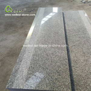 スリップ防止花こう岩踏面のために溝を作られるG602灰色の花こう岩は床タイルの舗装のためのStrairの歩む