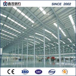 Bajo costo y alta calidad Estructura de acero prefabricada taller para la fábrica.