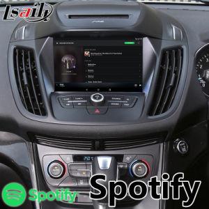 Fuga del Ford/percorso dell'interfaccia dell'automobile Android 6.0 di fusione per il sistema WiFi incorporato BT Mirrorlink GPS di sincronizzazione 3