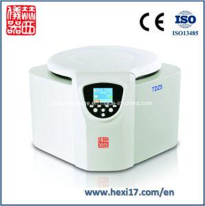 TDZ5 equipamento médico, de mesa, de baixa velocidade, aço, máquina de centrífuga de laboratório de Laboratório