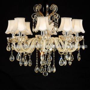 Muito popular a iluminação das lâmpadas de cristal tradicionais