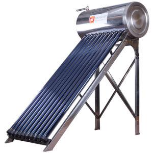 Встроенный подшипник солнечный водонагреватель давления