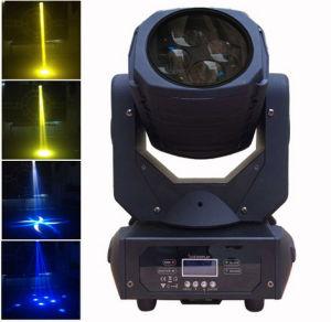 熱い4 X 25W LED Super Beam Moving Head Light