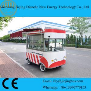 De Verkopende Vrachtwagen van het Voedsel van de Straat van de Prijs van de fabriek met Ce