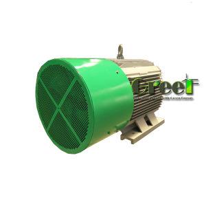 100KW 500kw a bajas revoluciones turbina eólica Mantenimiento sencillo generador de imanes permanentes