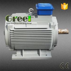 10kw 100rpm Gerador Hidro com 3 Fase Voltagem AC 50Hz