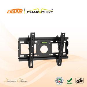 기울기 LCD 텔레비젼 벽 부류 (CT-PLB-7001)를