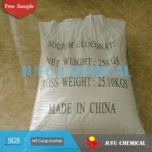 L'acide de gluconate de gluconate de sodium de qualité industrielle