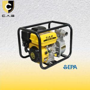 EPA /Gasoline van de Benzine 5.5HP van de Goedkeuring 2inch de Pomp van het Water (TP20CX)