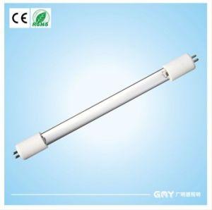 管状の両端が類似した熱い陰極の紫外線殺菌ランプ
