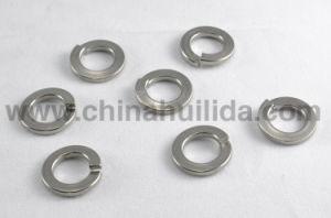 Rondelle ressort en acier inoxydable (DIN127B)
