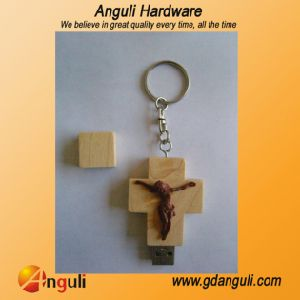 Иисус бамбук флэш-накопителей USB, Pendrives USB 1 ГБ, 2 ГБ, 4 ГБ, 8 ГБ