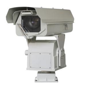 macchina fotografica esterna del IP della ferrovia PTZ HD della lunga autonomia di 3km